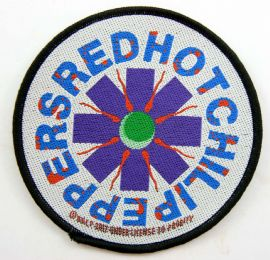 Red Hot Chili Peppers - 'Sperm' Woven Patch